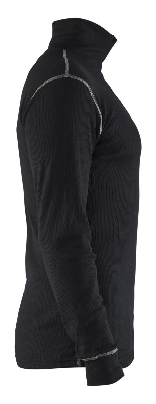 Blaklader Onderhemden 48981725 Vlamvertragend zwart(9900)