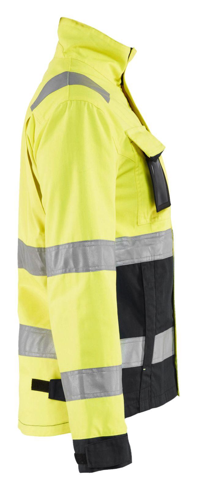Blaklader Jassen 49031811 High Vis geel-zwart(3399)