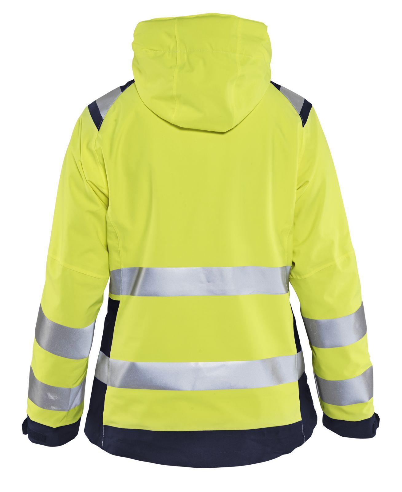 Blaklader Jassen 49041987 High Vis fluo geel-zwart(3399)