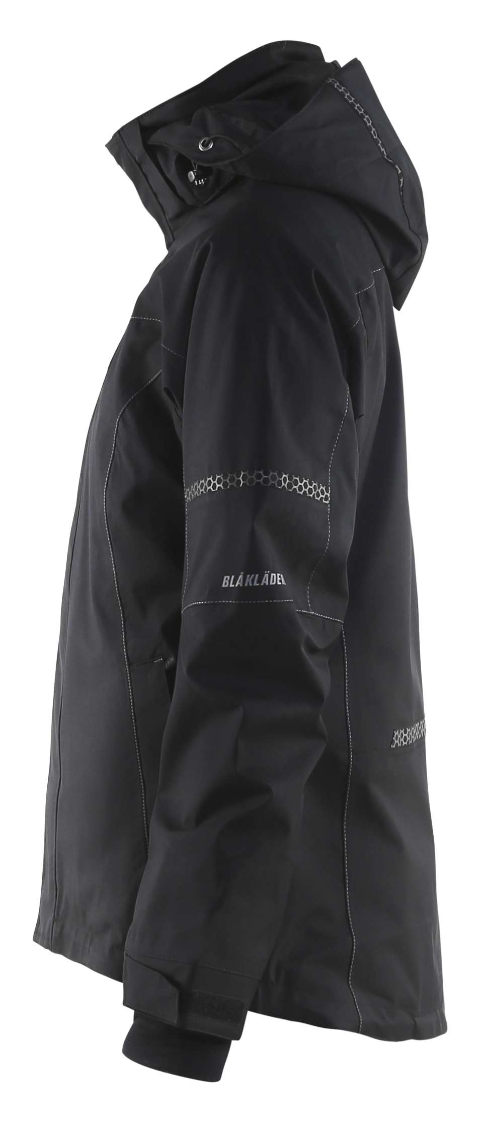 Blaklader Dames regenjacks 49081987 zwart(9900)