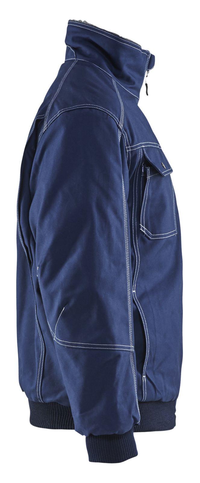Blaklader Pilot jacks 49161370 marineblauw(8800)