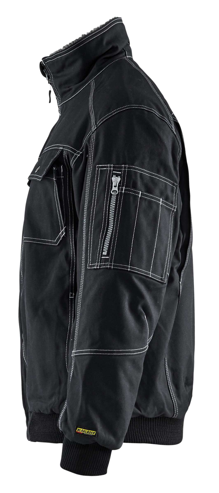 Blaklader Pilot jacks 49161370 zwart(9900)