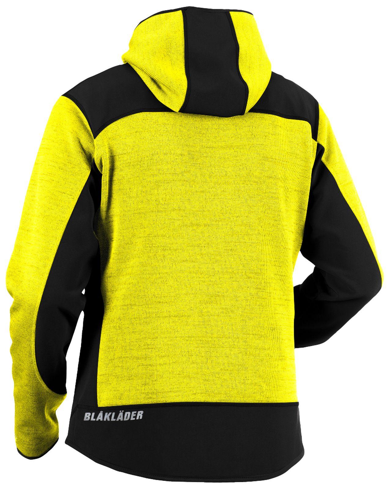 Blaklader Vesten 49302117 geel-zwart(3399)