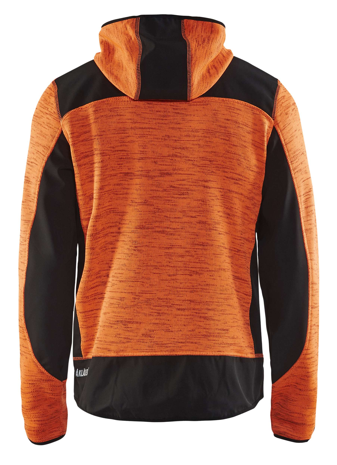 Blaklader Gebreide vesten 49302117 oranje-zwart(5399)