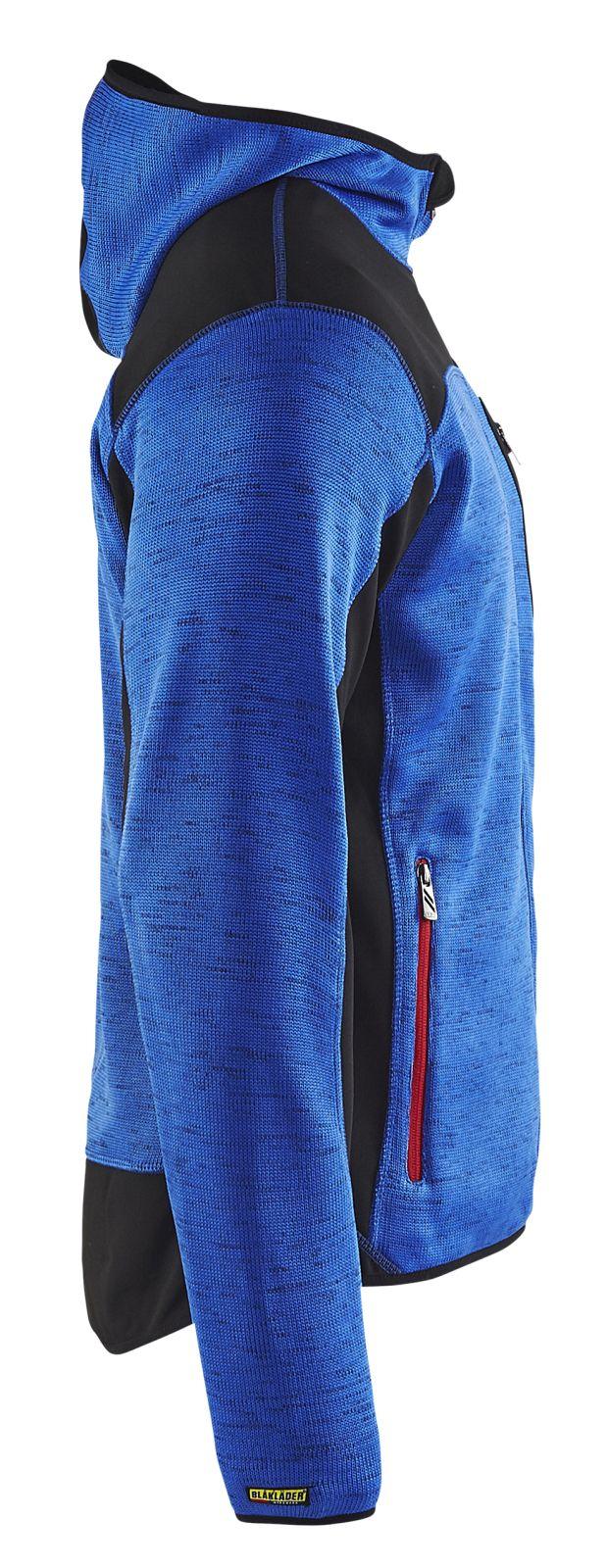 Blaklader Gebreide vesten 49302117 korenblauw-zwart(8599)