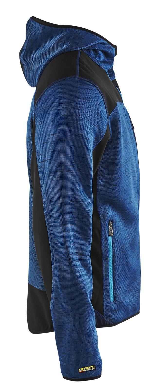 Blaklader Gebreide vesten 49302117 marineblauw-marineblauw(8889)