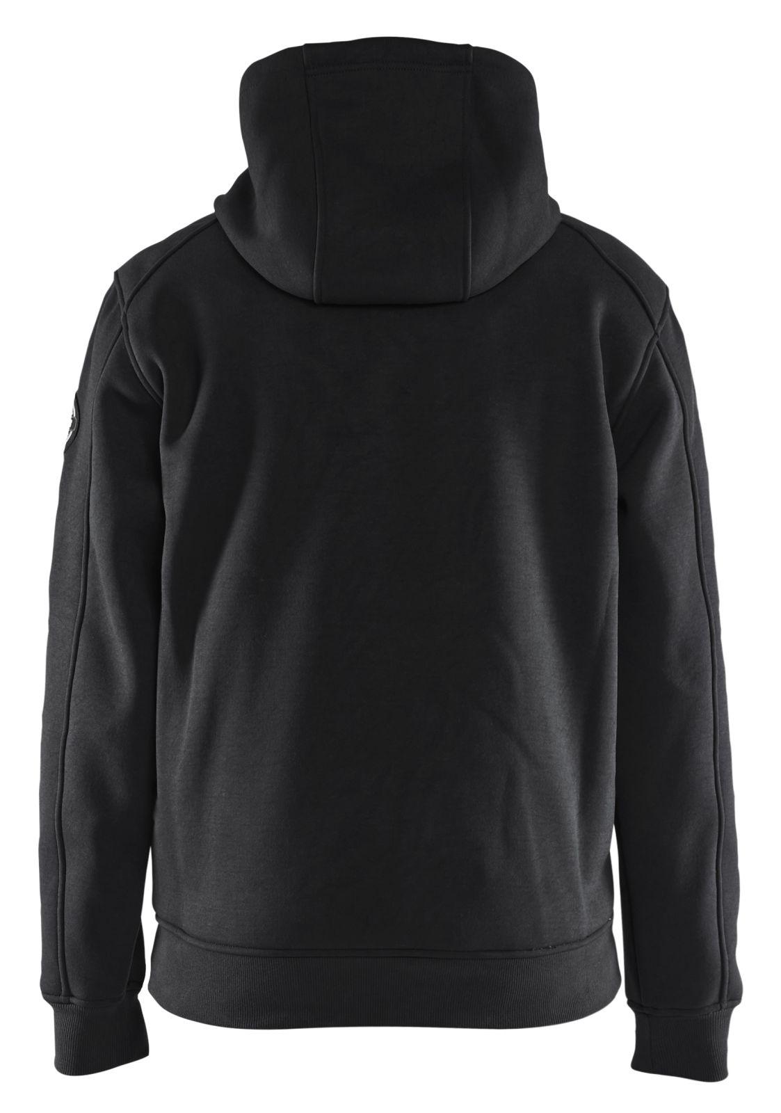 Blaklader Hooded sweatvesten 49332514 zwart(9900)