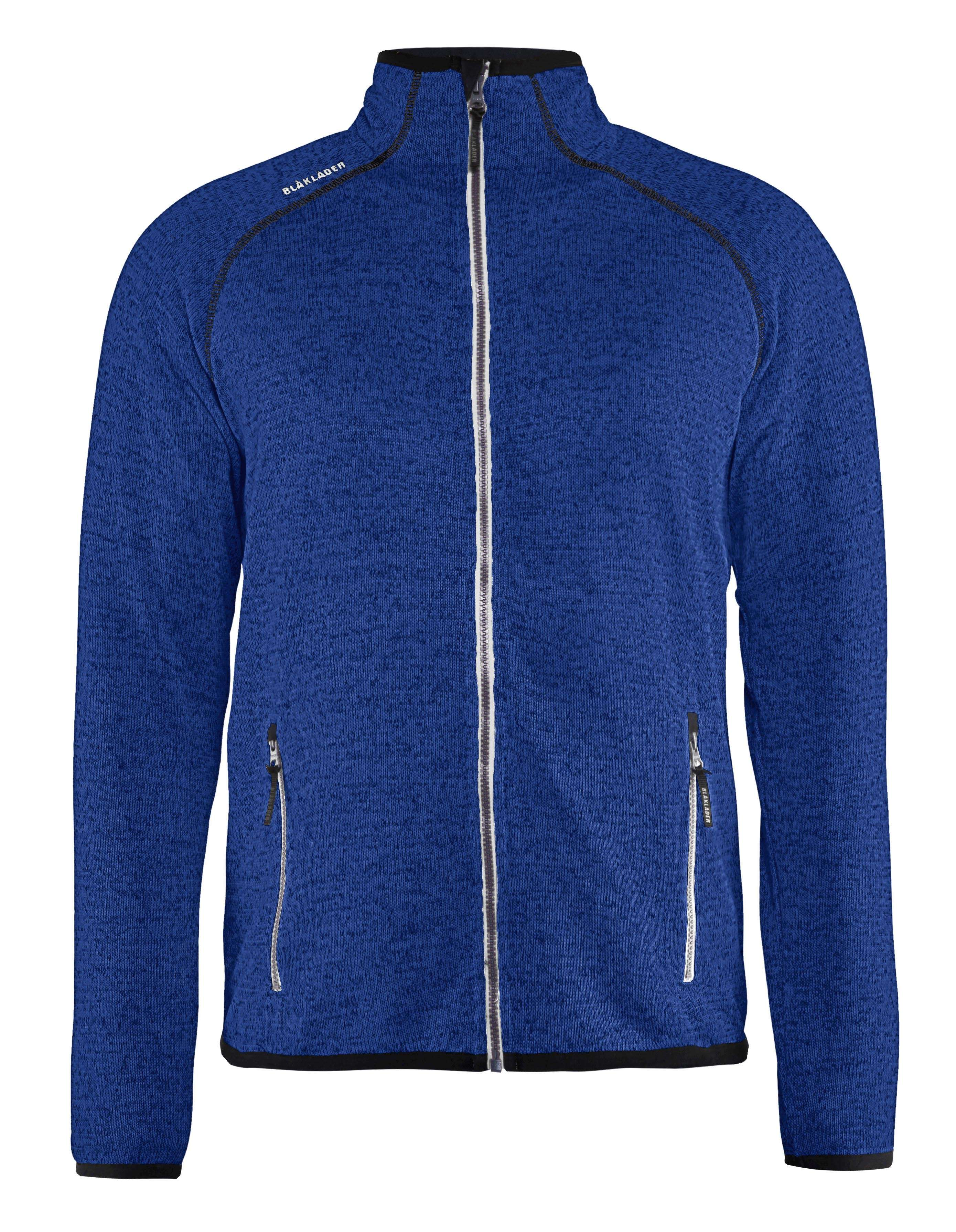 Blaklader Gebreide vesten 49422117 korenblauw-wit(8510)