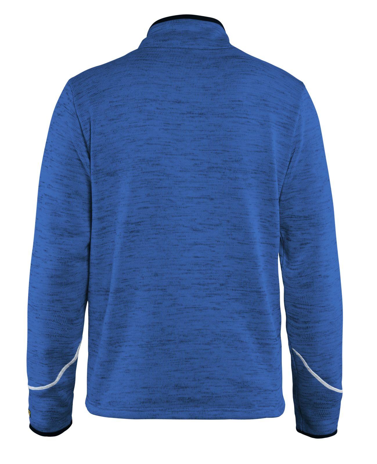 Blaklader Truien 49432117 korenblauw-wit(8510)
