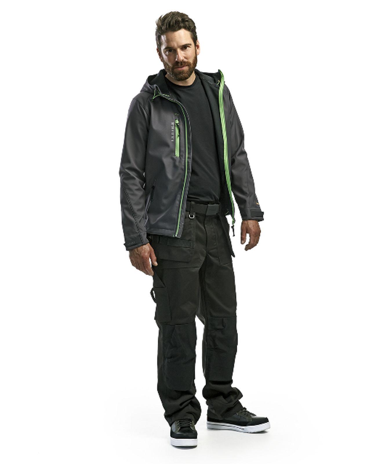 Blaklader Jassen 49492517 donkergrijs-groen(9744)