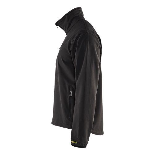 Blaklader Softshell jacks 49522518 zwart(9900)