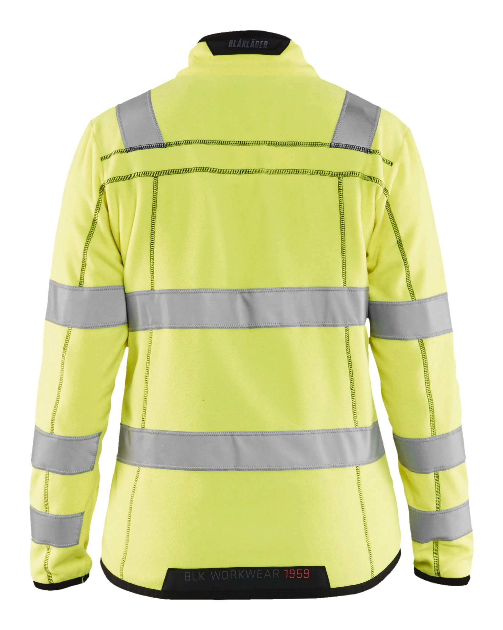 Blaklader Dames fleece vesten 49661010 High Vis fluo-geel(3300)