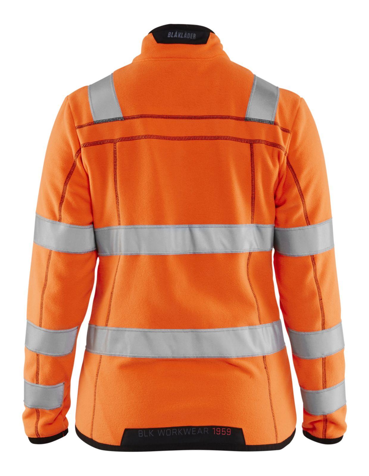 Blaklader Vesten 49661010 High Vis fluo-oranje(5300)