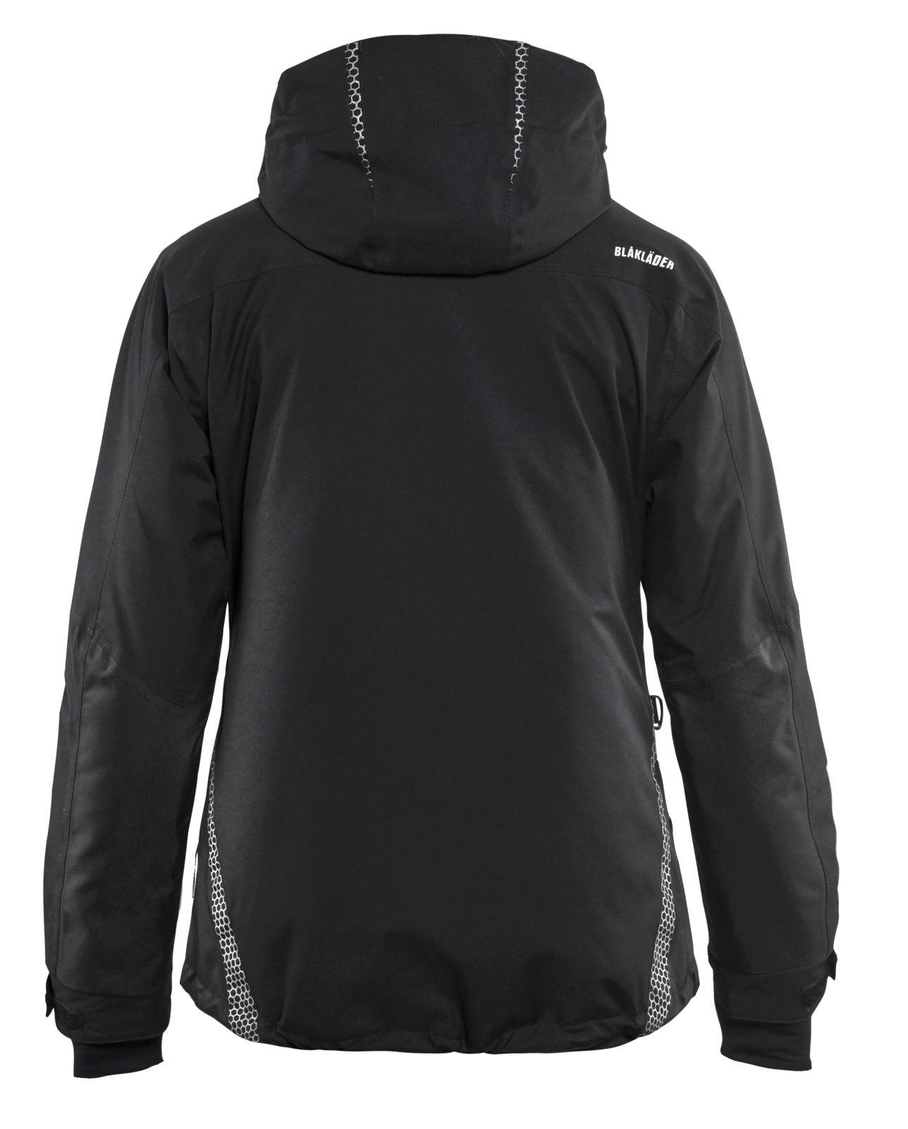 Blaklader Dames winterjacks 49711987 zwart(9900)