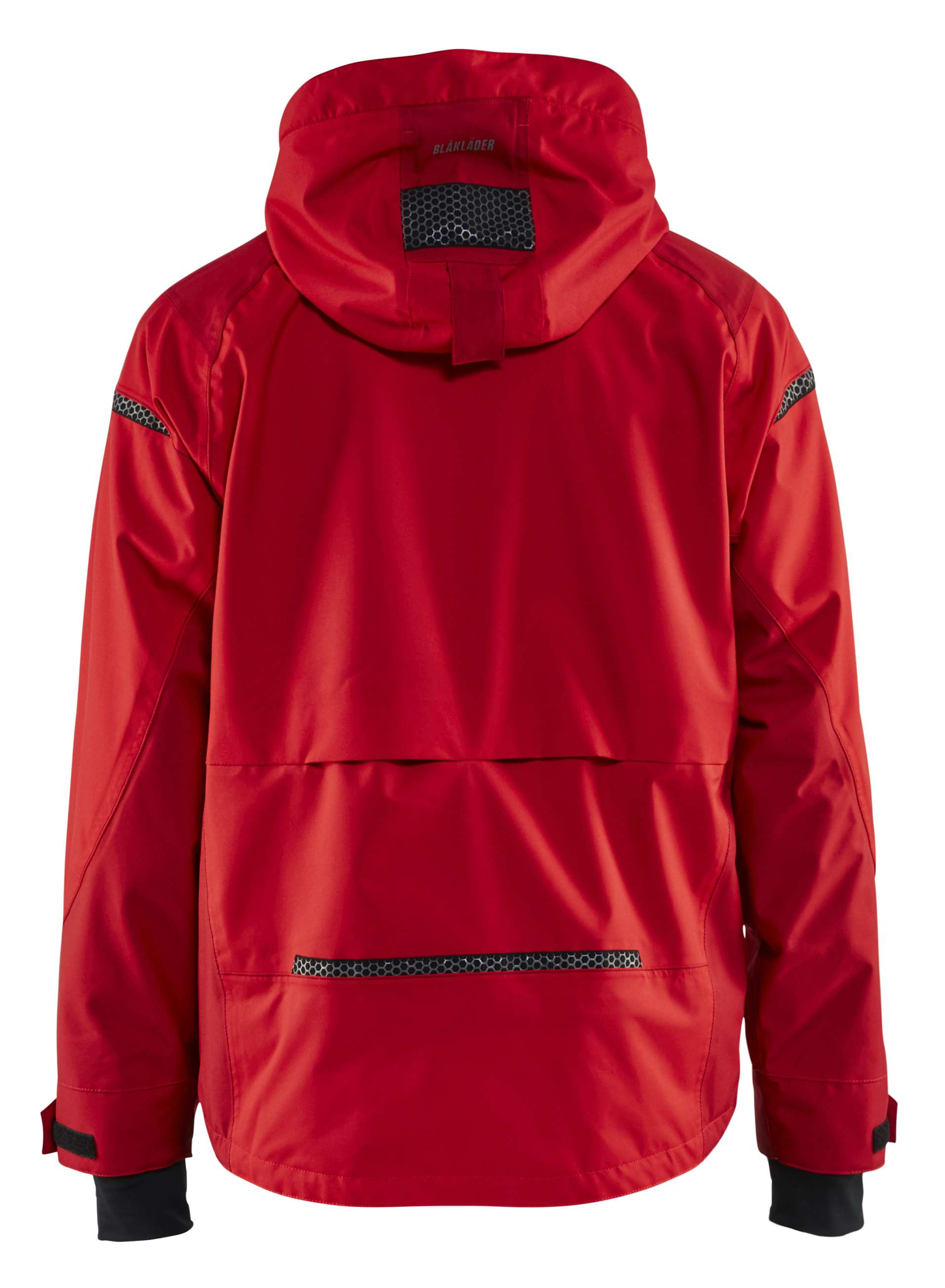 Blaklader Regenjacks 49881987 Stretch rood-donkerrood(5658)