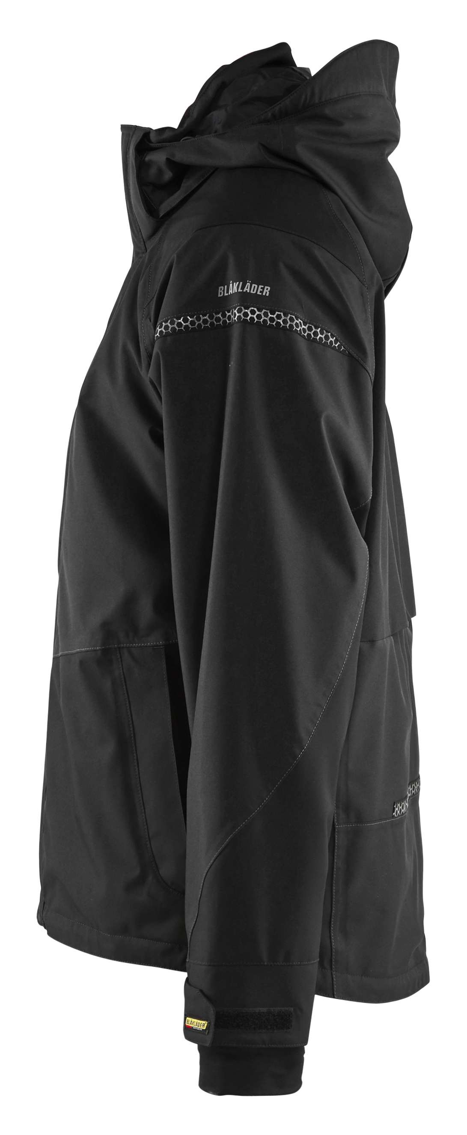 Blaklader Regenjacks 49881987 Stretch zwart(9900)