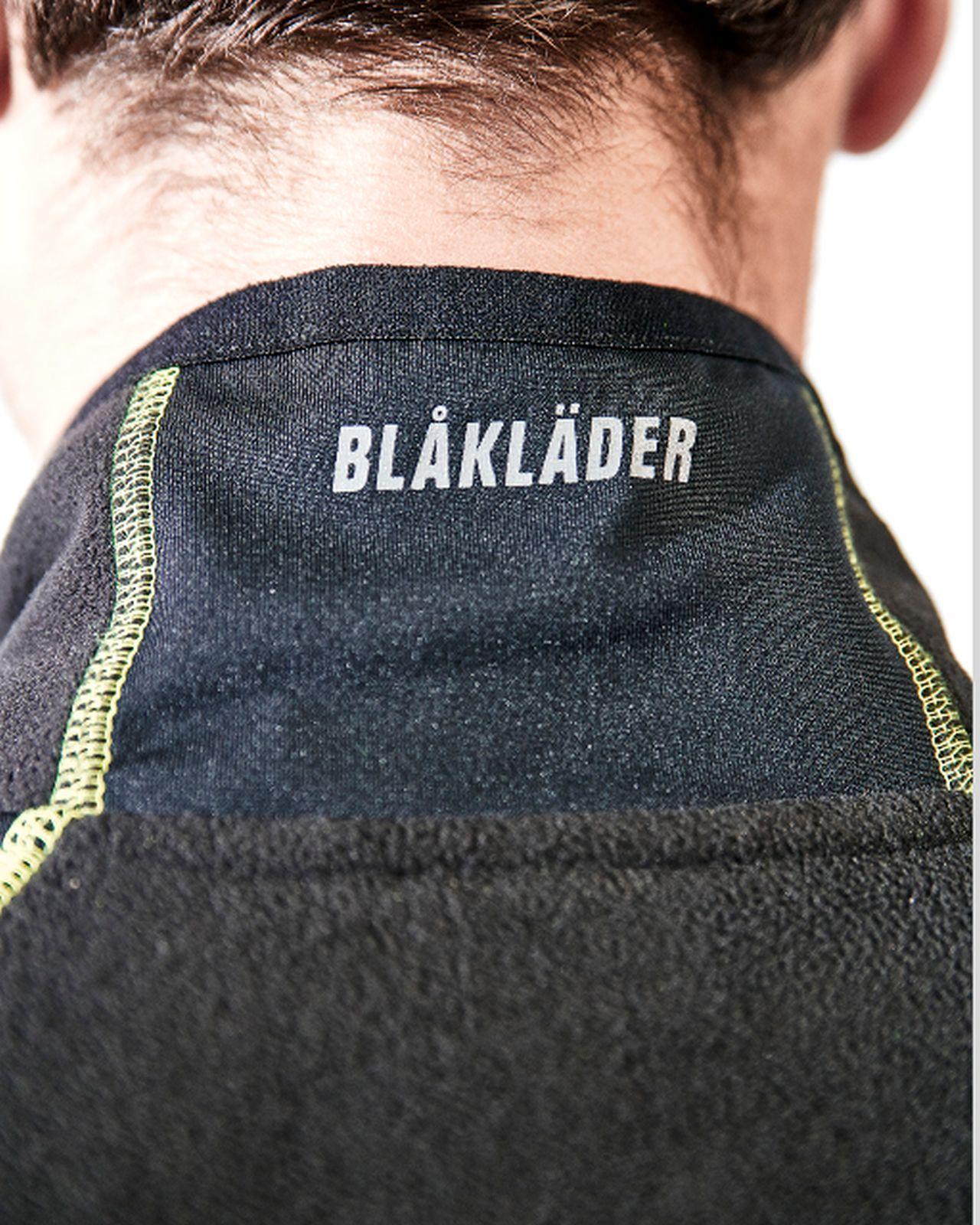 Blaklader Vesten 49931010 zwart-geel(9933)