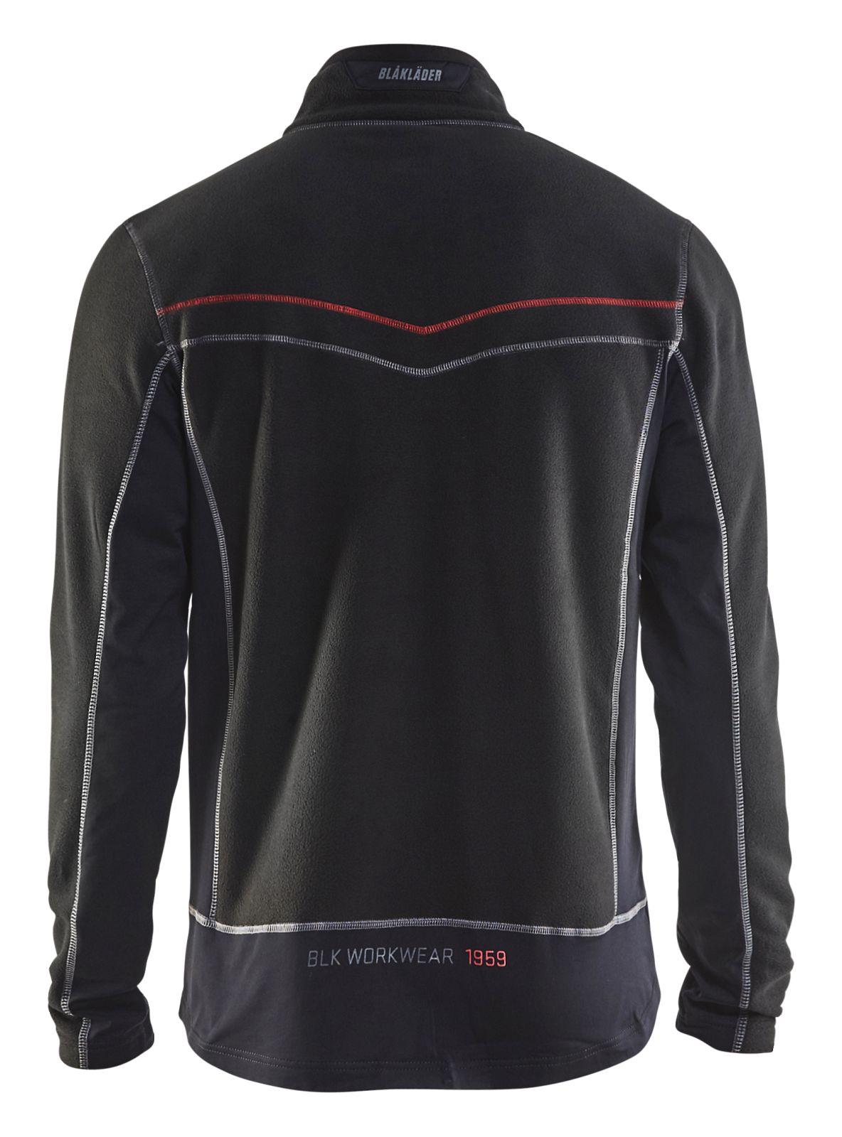 Blaklader Fleece vesten 49971010 zwart(9900)
