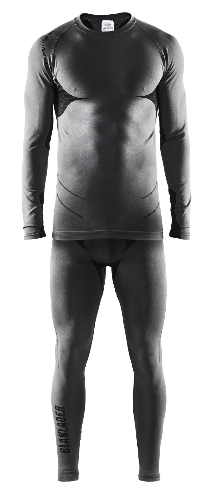 Blaklader Onderhemden 49991052 grijs(9600)