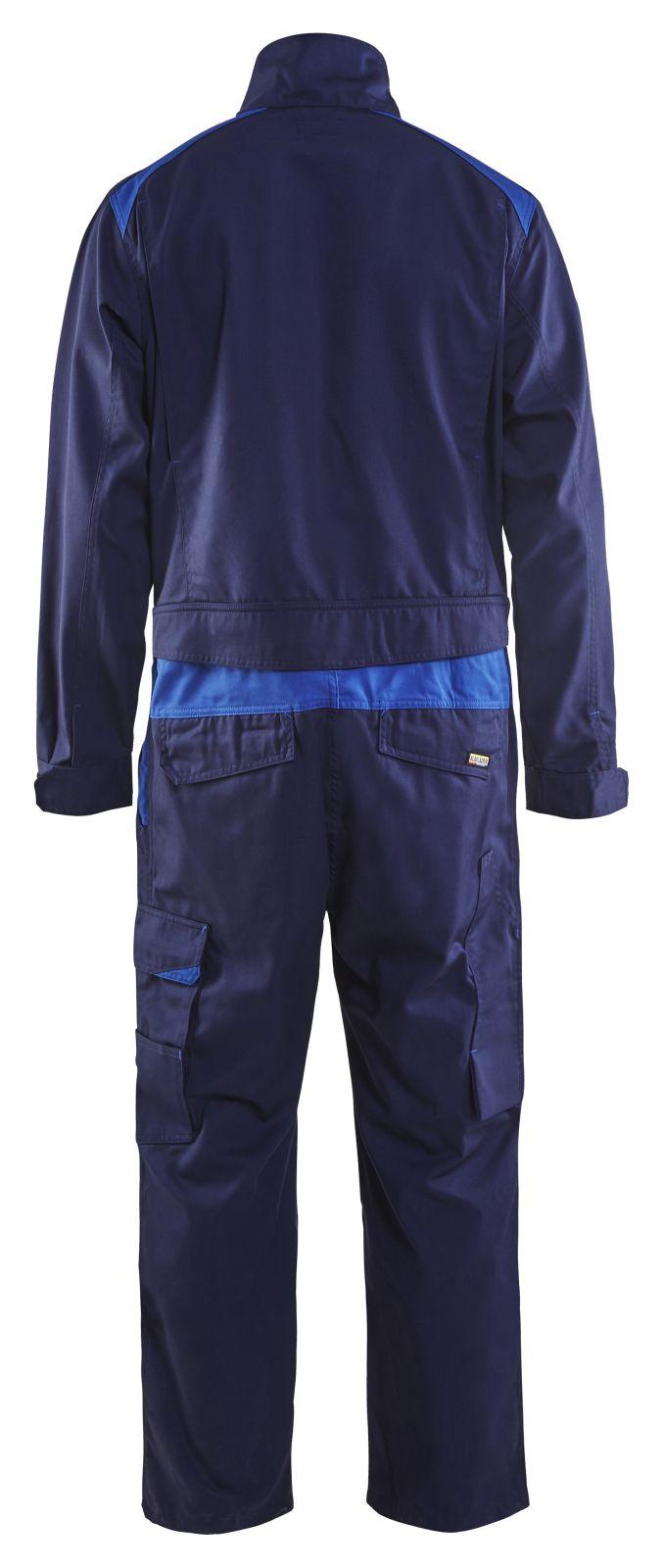 Blaklader Overalls 60541800 marineblauw-korenblauw(8985)