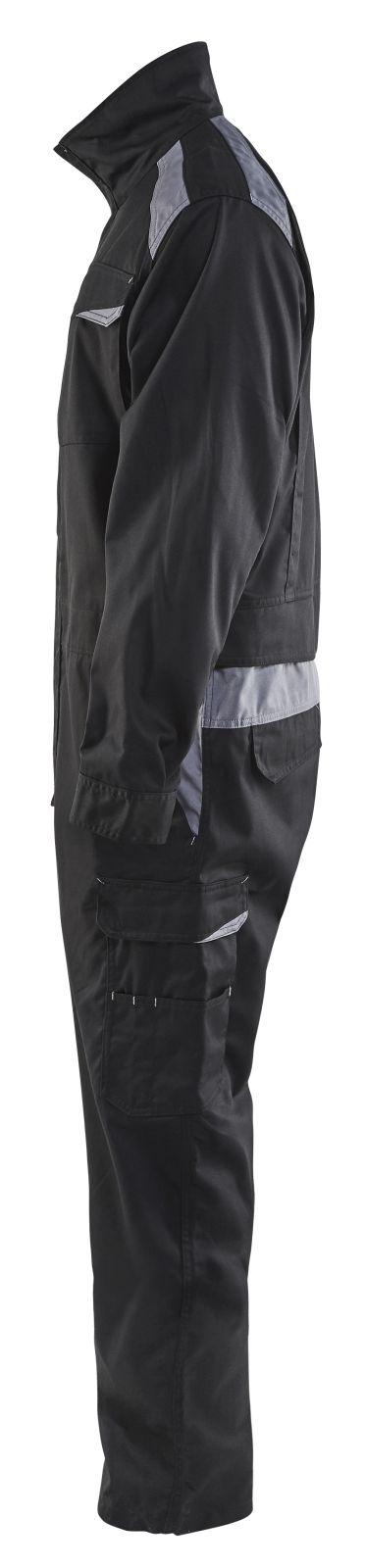 Blaklader Overalls 60541800 zwart-grijs(9994)