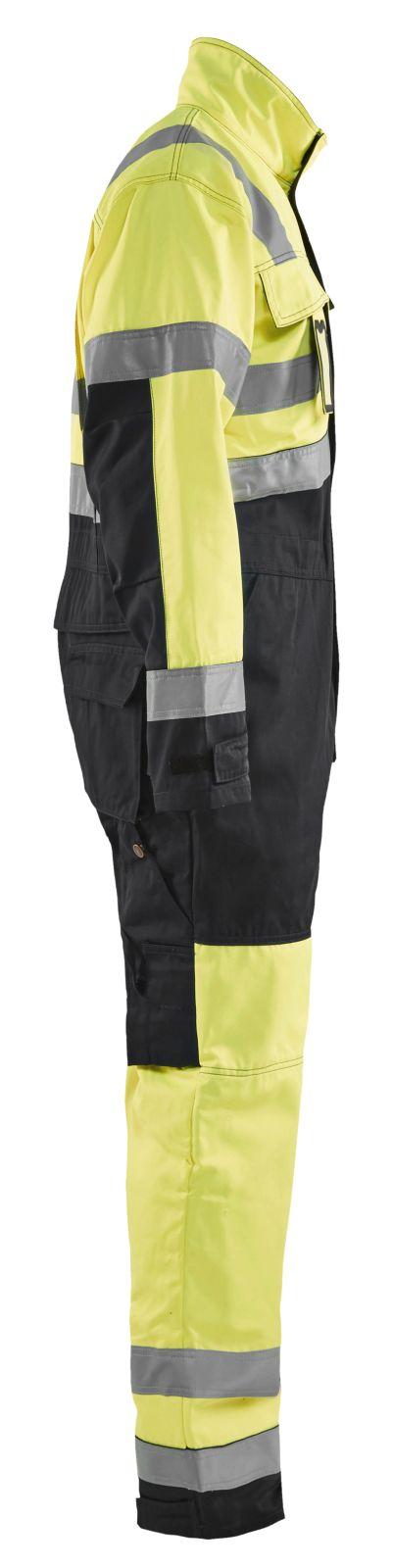 Blaklader Overalls 63731804 High Vis geel-zwart(3399)