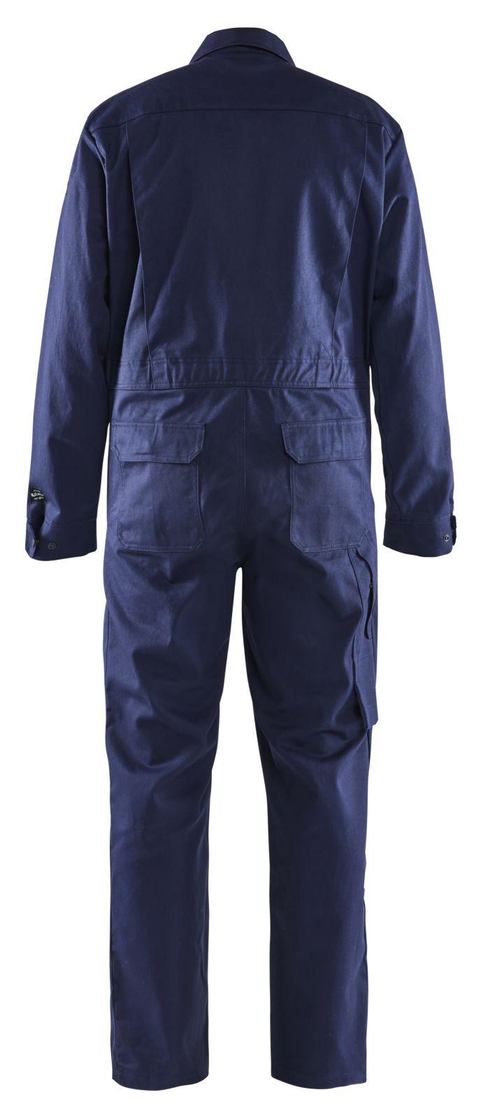Blaklader Overalls 67041516 Vlamvertragend marineblauw(8900)