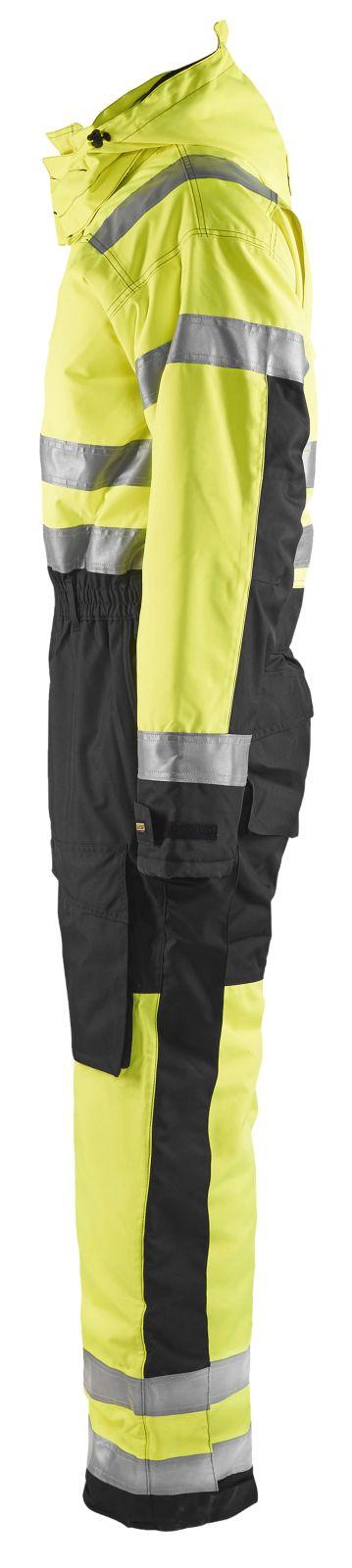 Blaklader Overalls 67631977 High Vis geel-zwart(3399)