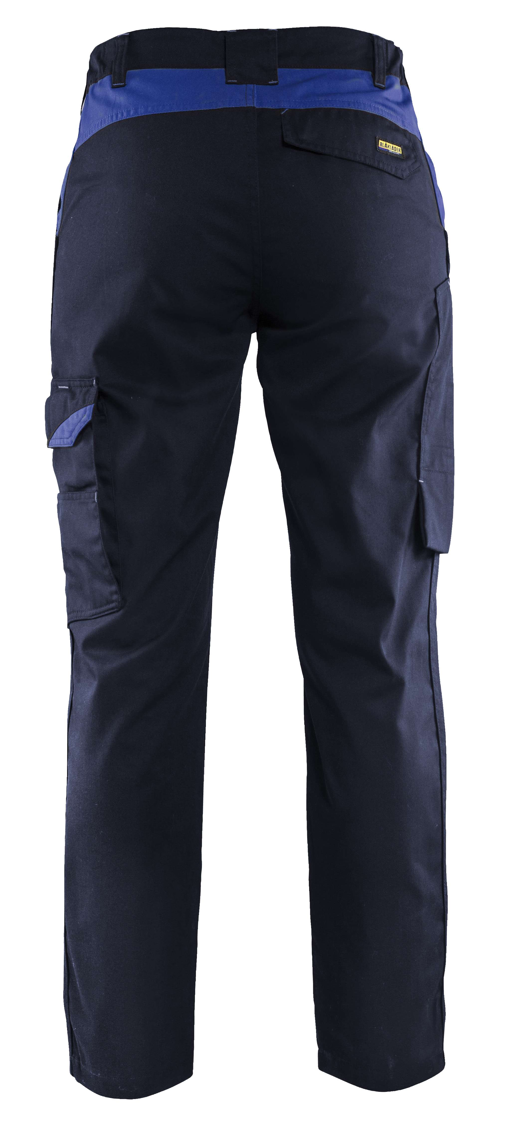 Blaklader Broeken 71041800 marineblauw-korenblauw(8985)