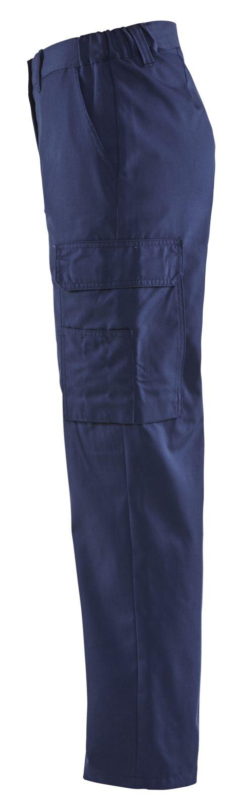 Blaklader Dames werkbroeken 71201800 marineblauw(8900)