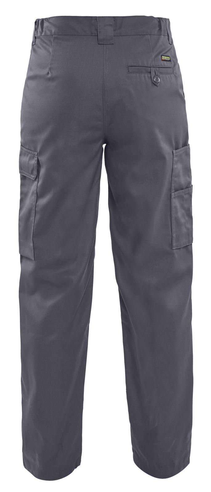 Blaklader Dames werkbroeken 71201800 grijs(9400)