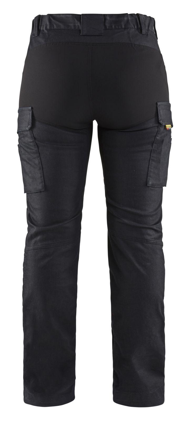 Blaklader Broeken 71471147 marineblauw-zwart(8999)