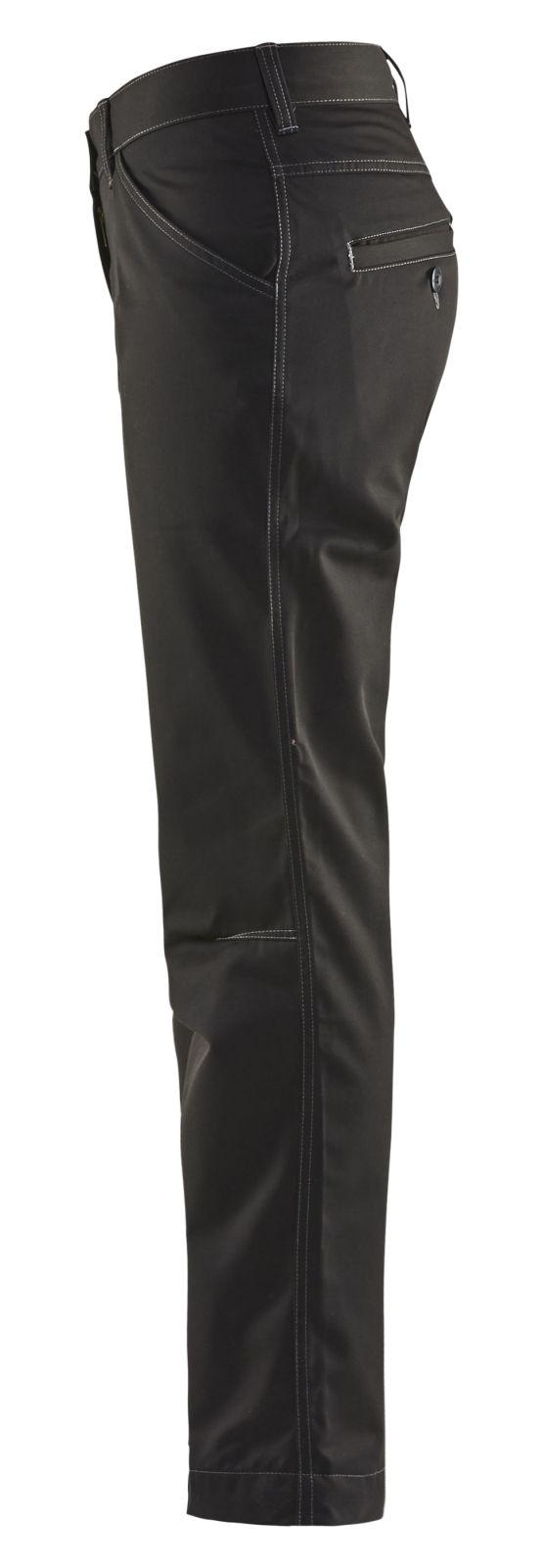 Blaklader Broeken 71901835 zwart(9900)