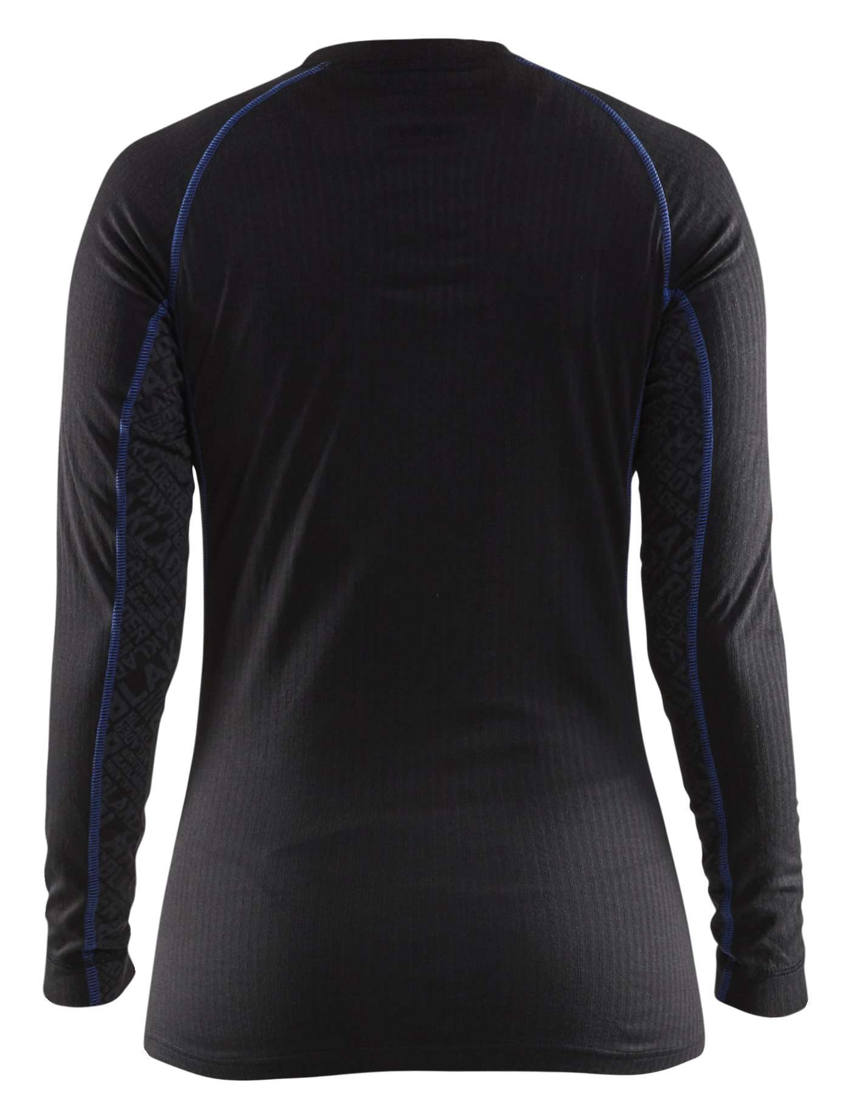 Blaklader Ondergoed 72021707 Shirt en onderbroek zwart-korenblauw(9985)