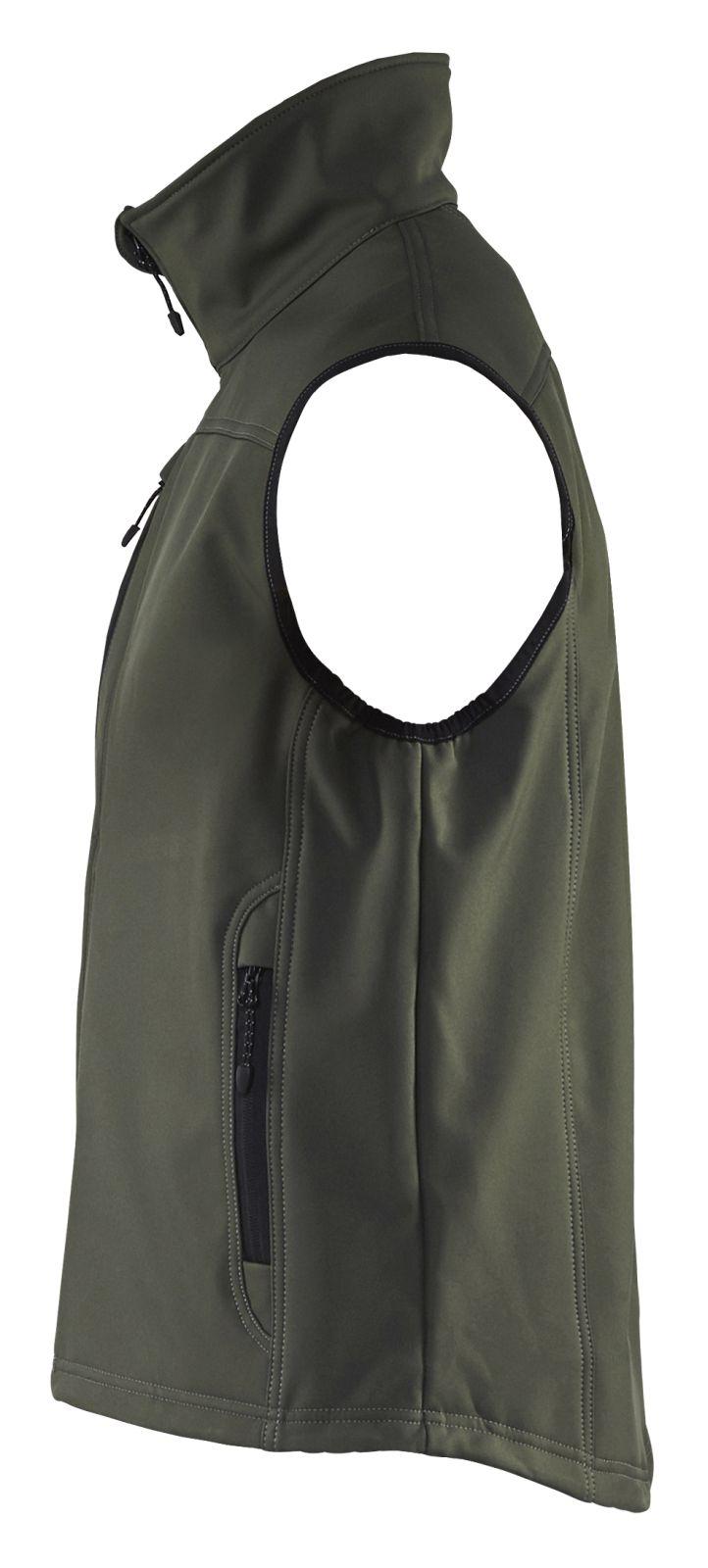 Blaklader Bodywarmers 81702515 army groen(4600)