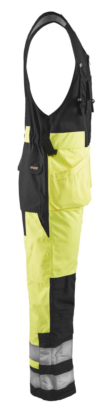 Blaklader Bodybroeken 85041977 High Vis geel-zwart(3399)