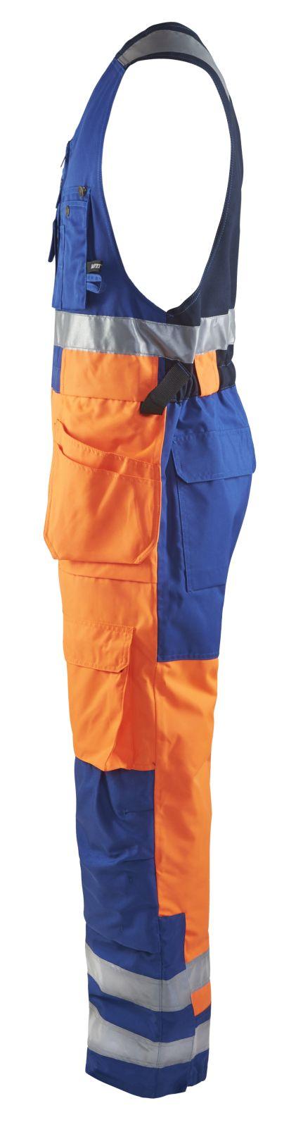 Blaklader Bodybroeken 85041977 High Vis oranje-korenblauw(5385)