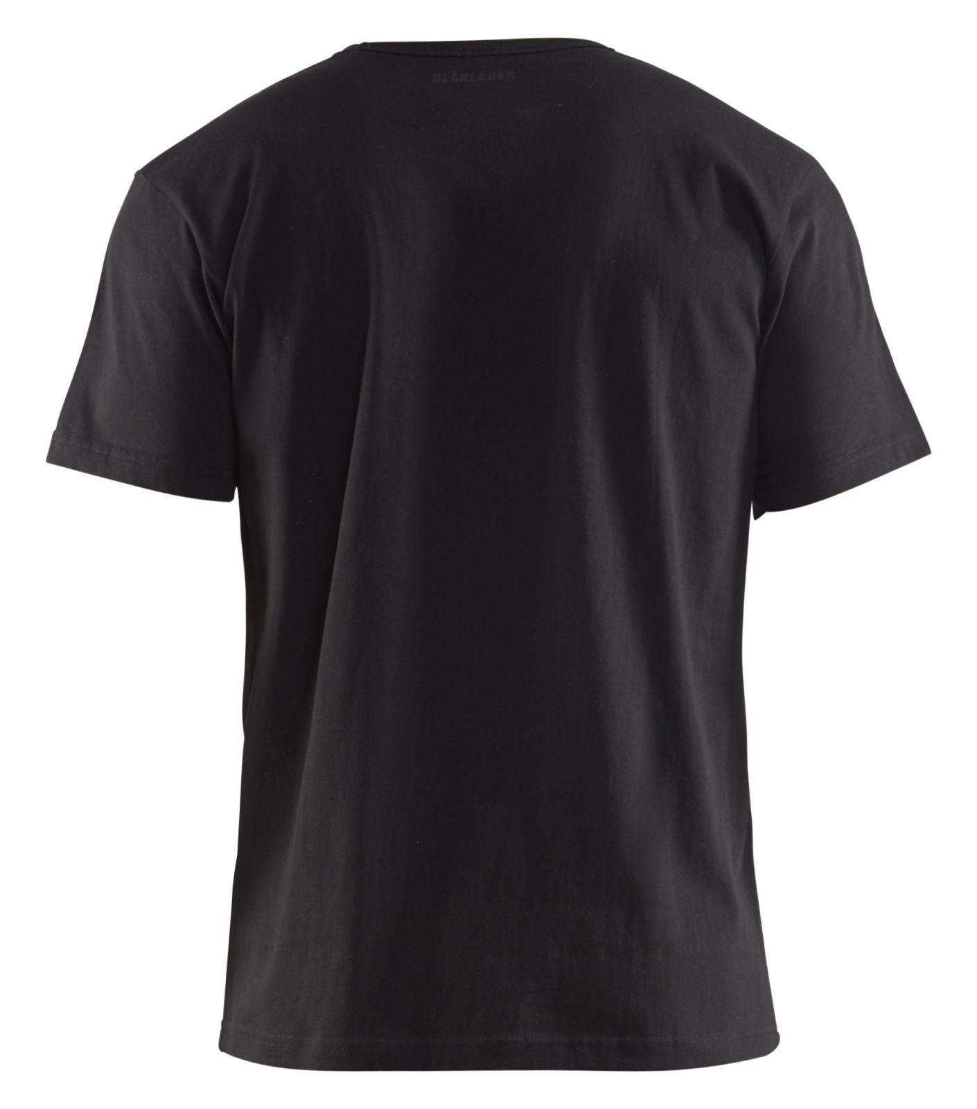 Blaklader T-shirts 91931042 zwart(9900)