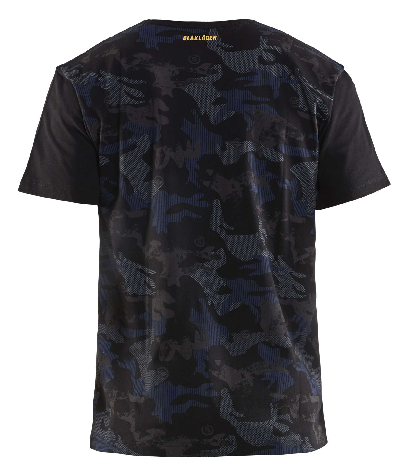 Blaklader T-shirts 94071042 zwart-donkergrijs(9998)