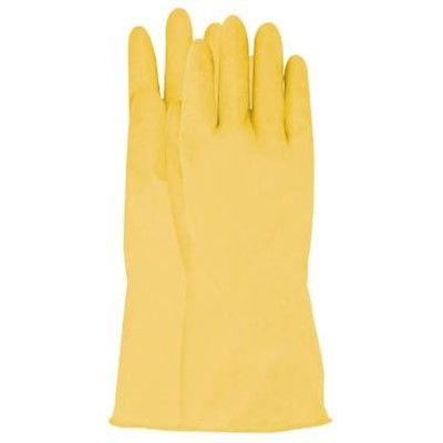 Merkloos Handschoen 141500 geel