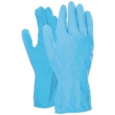 Merkloos Handschoen 141501 blauw