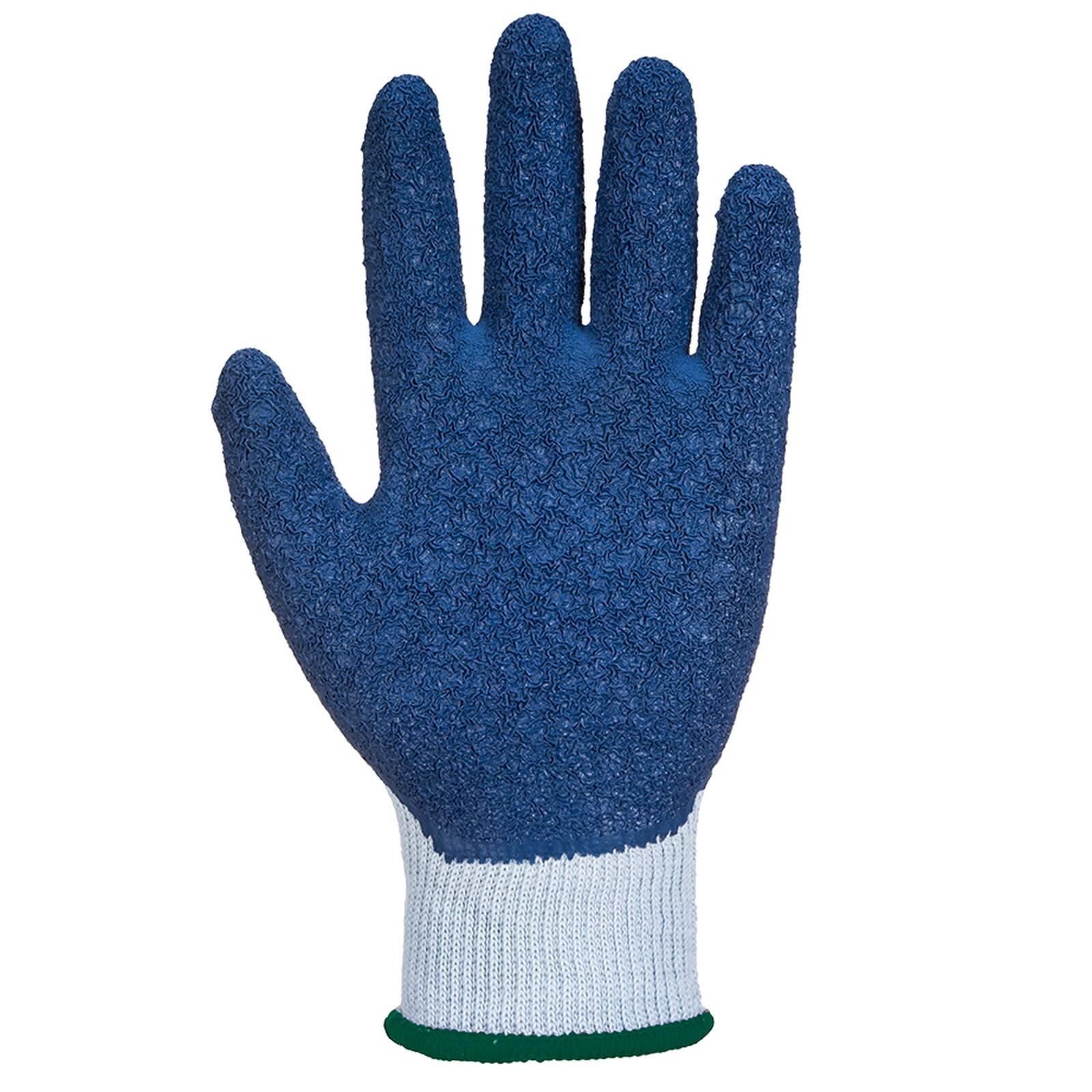 Portwest Handschoenen A100 grijs-blauw(G4)