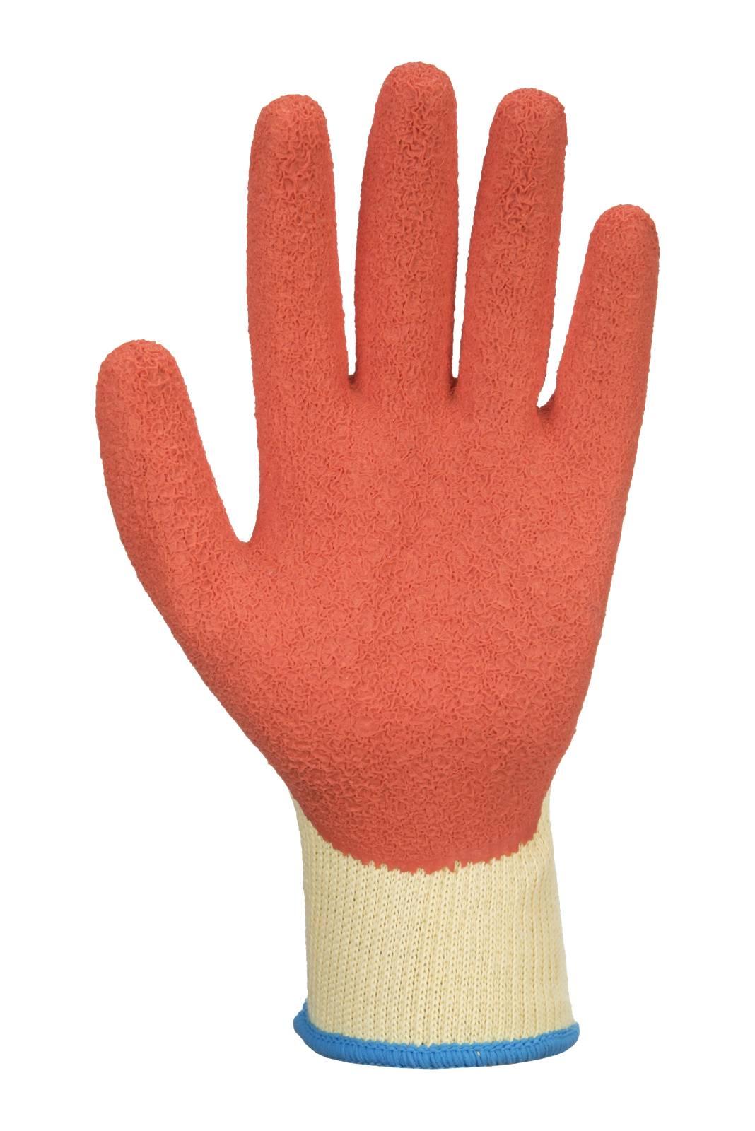 Portwest Handschoenen A105 geel-oranje(Y1)