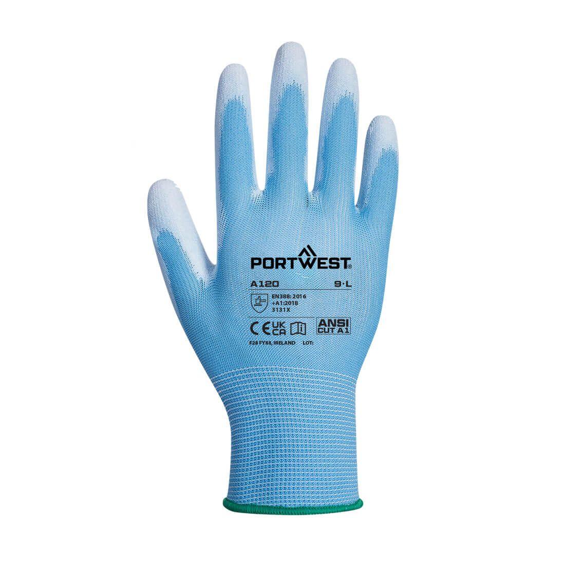 Portwest Handschoenen A120 blauw(B4)