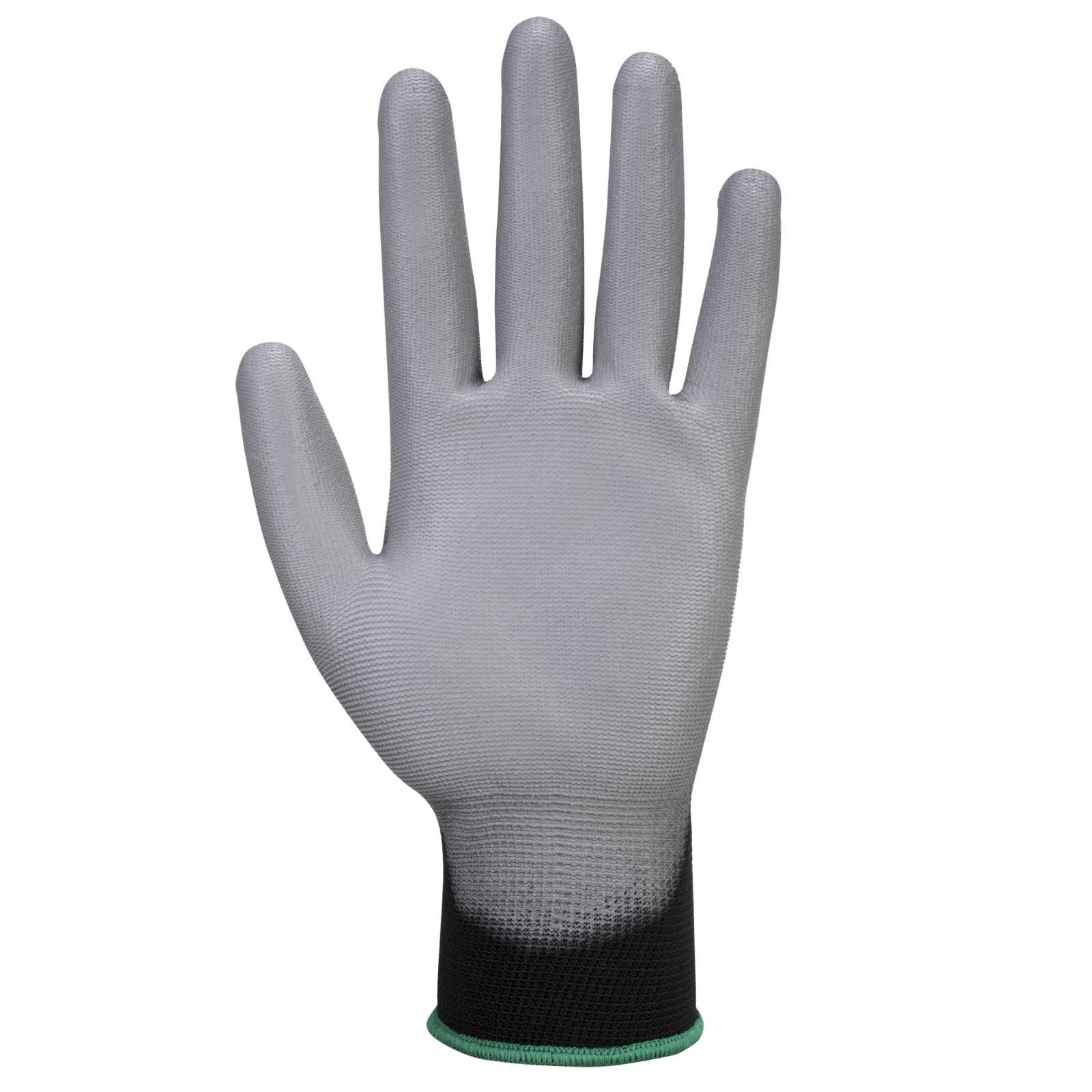 Portwest Handschoenen A120 zwart-grijs(K7)