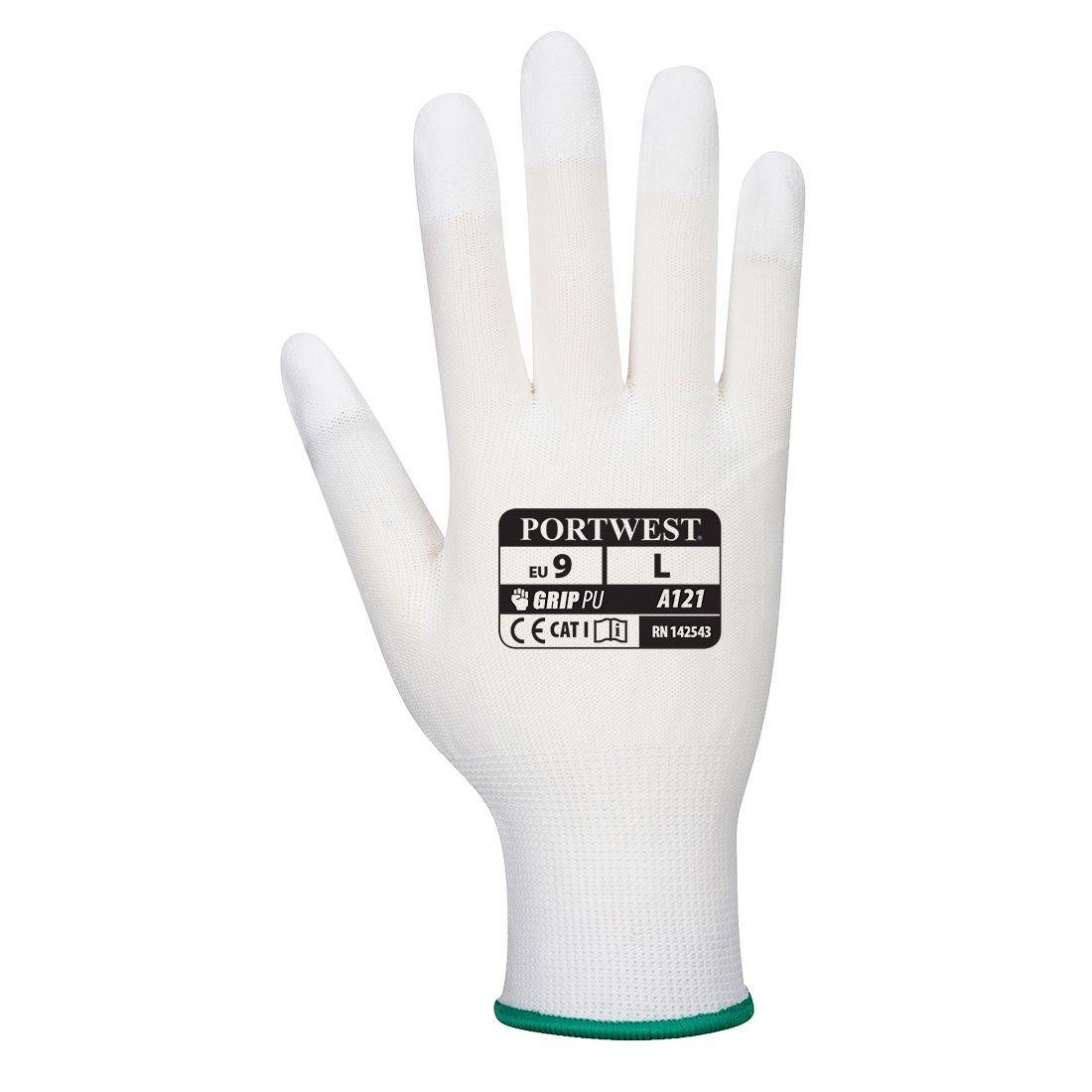 Portwest Handschoenen A121 wit(WH)