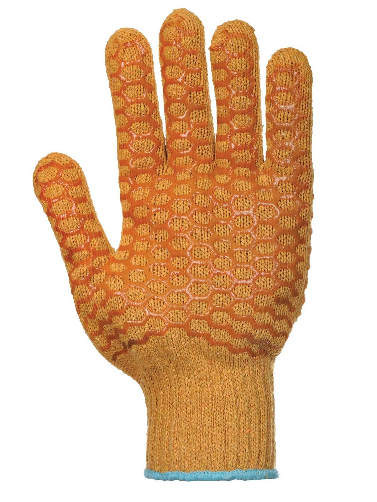 Portwest Handschoenen A130 oranje(OR)