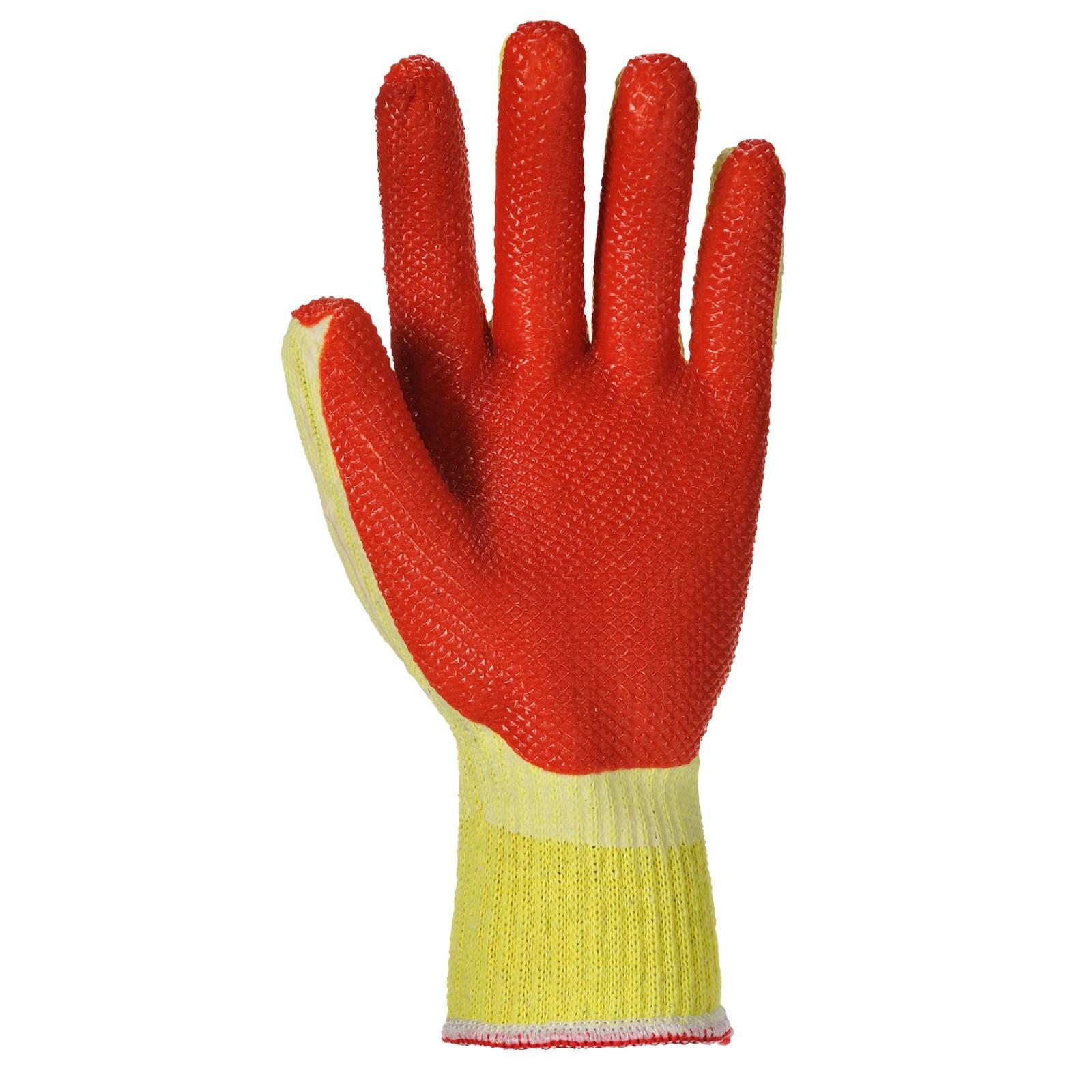 Portwest Handschoenen A135 geel-oranje(Y1)