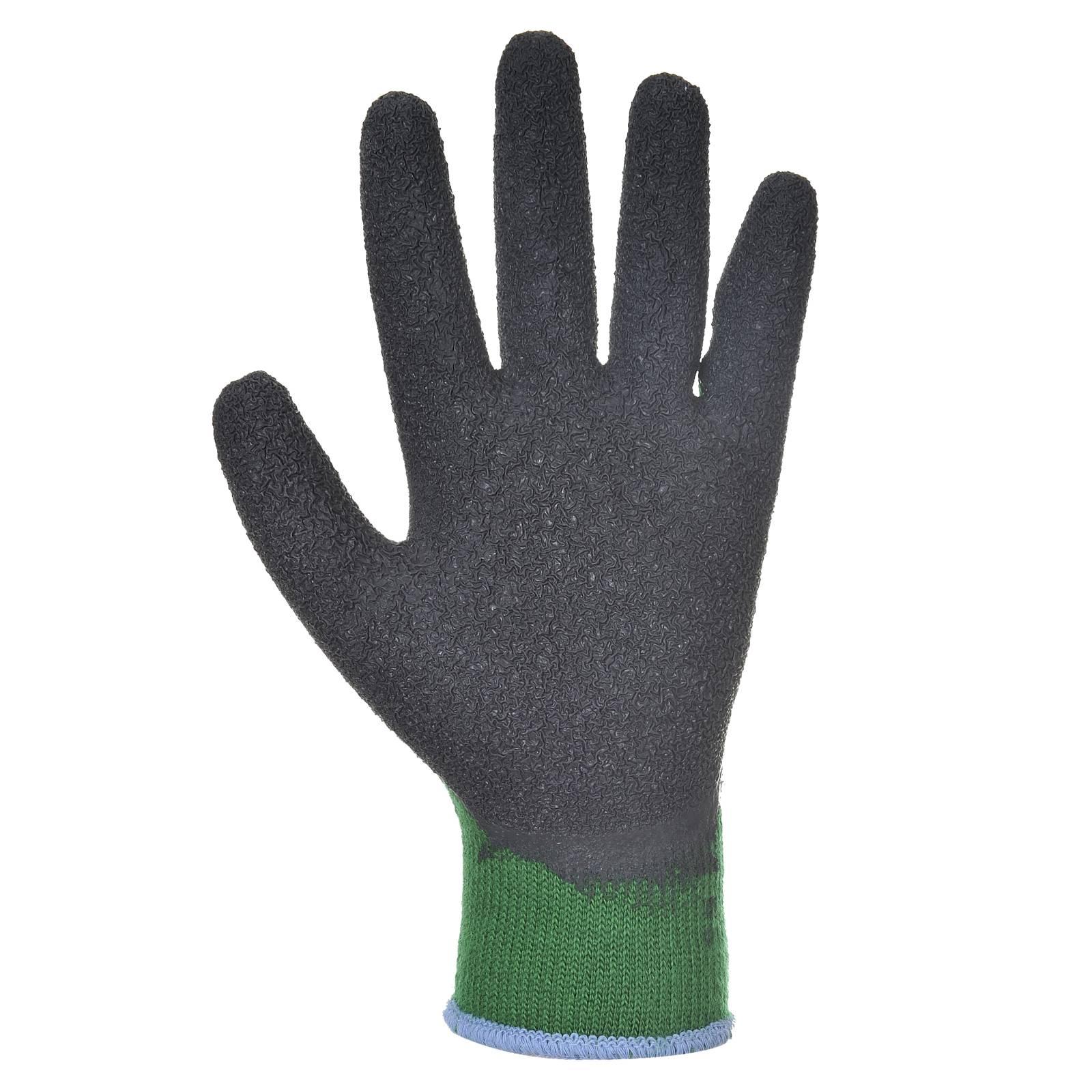 Portwest Handschoenen A140 groen-zwart(E8)
