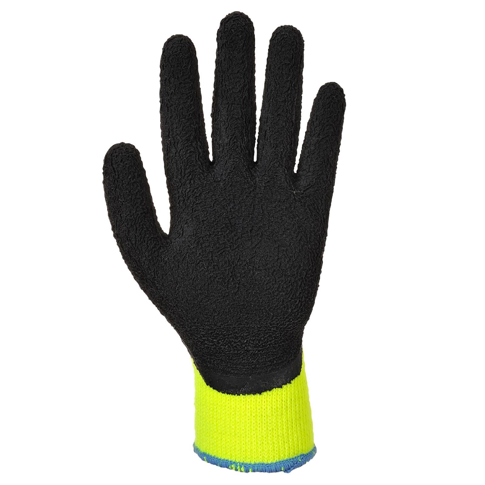 Portwest Handschoenen A143 geel-zwart(Y8)